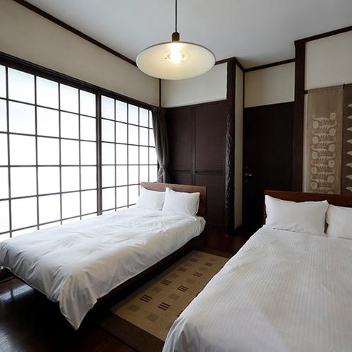 七草 ベッドルーム