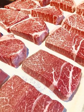 【黒毛和牛_Life】2食付きプラン♪自然放牧され南部短角牛のサーロインステーキ食べれるディナー!