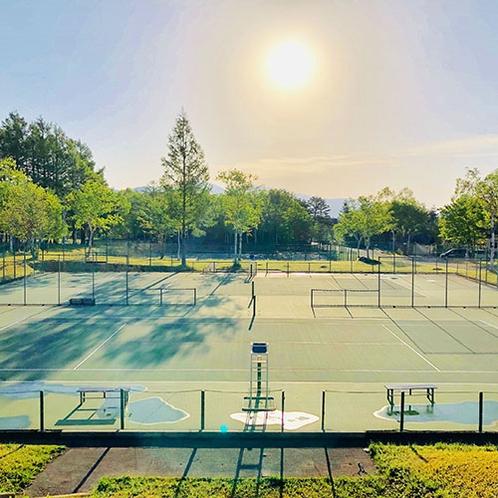 ・安比高原 テニスクラブ