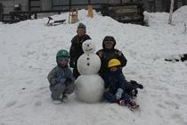 力作!!snowman