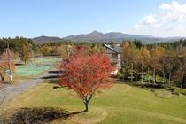 秋のLife is Beautiful~とんがり山はおつきさん~
