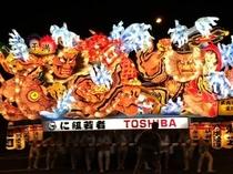 青森ねぶた祭り1
