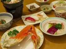 津軽伝承工芸館のご夕食(イチオシ)