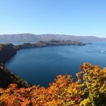 【十和田湖】紅葉の名所、十和田八幡平国立公園
