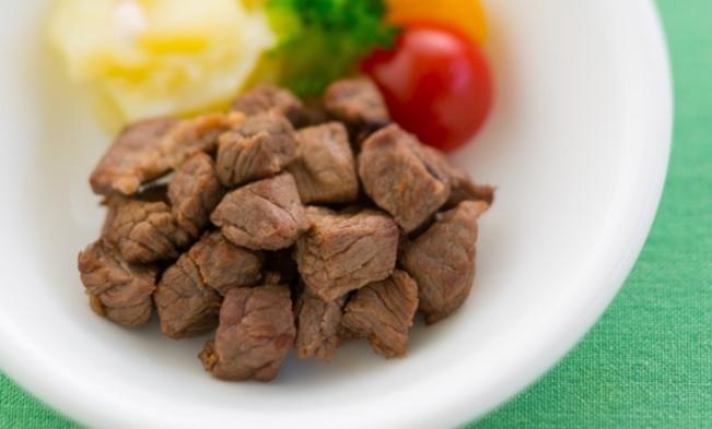 【選べるSサイズ】わんこご飯が朝夕2食付きプラン