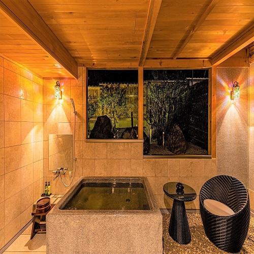 ◆別邸◆スタンダード客室【客室露天風呂】