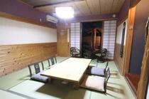 【三峰】客室