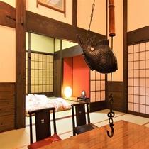 ◇本館◇特別室【露天風呂付き客室】
