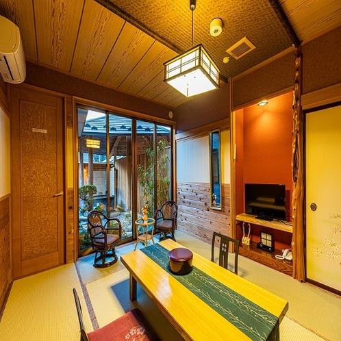 ◇本館◇和室【露天風呂付き客室】