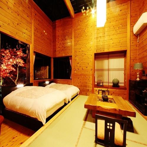 ◇本館◇和洋室【露天風呂付き客室】