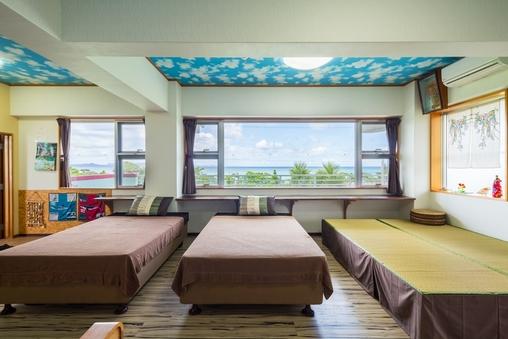 【沖縄がたくさん】ペンション海と山 1フロアー貸切