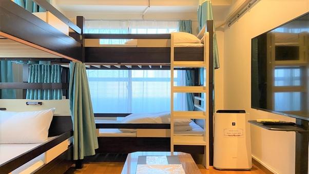 【部屋売】角部屋ワイド・お子様大人気二段ベッド【添い寝無料】