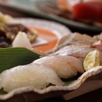 赤穂の新鮮な山海の幸を味わう会席料理 ※料理一例