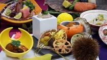 【夕食一例】季節の彩り会席(秋)※料理イメージ