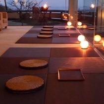 【御座くつろぎ処~ひなた~】琉球畳が敷かれたほっと心やすらぐ空間