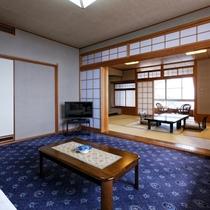 【海眺望】二間和洋室(角部屋)