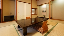 【海眺望】二間和洋室(角部屋・ベッド)