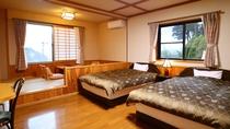 広めの客室/一例