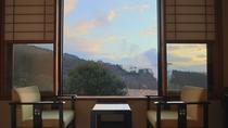 一般客室/一例 縁側からの眺め