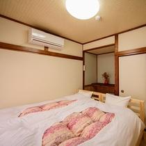 ●木蓮 寝室
