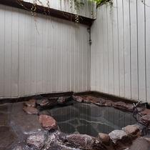 ●ひまわり 客室露天風呂