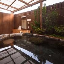 ●さくら荘 客室露天風呂