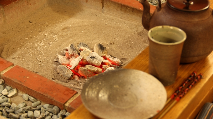 【3組限定】囲炉裏で味わう1人2杯のド迫力!!香住ガニフルコース