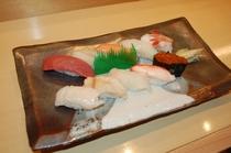 お寿司10貫