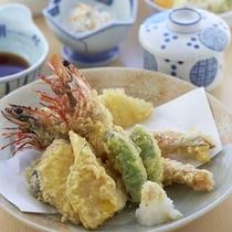 蒸し釜用海鮮メニュー6種類から1品選べます♪よくばり御膳