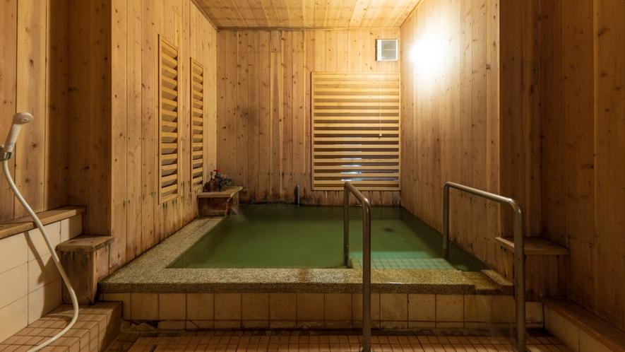 *【貸切風呂】プライベート空間で小浜温泉を満喫♪