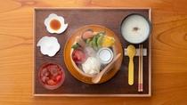 *2020年8月リニューアル!自然の恵みたっぷりの朝食を召し上がれ♪(※小学生・幼児メニュー)