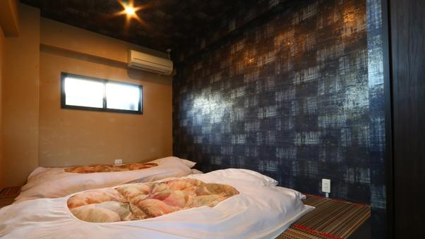 【プレミアム和室B】8畳+6畳洗面・ウォシュレットトイレ付