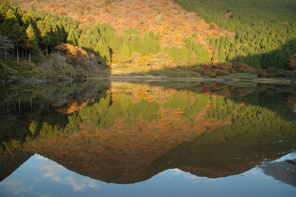 箱根 周辺観光 紅葉2