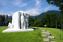 箱根 周辺観光 彫刻の森