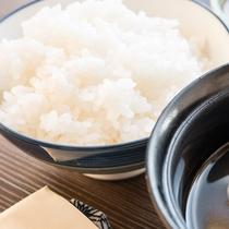*ご朝食(料理一例)