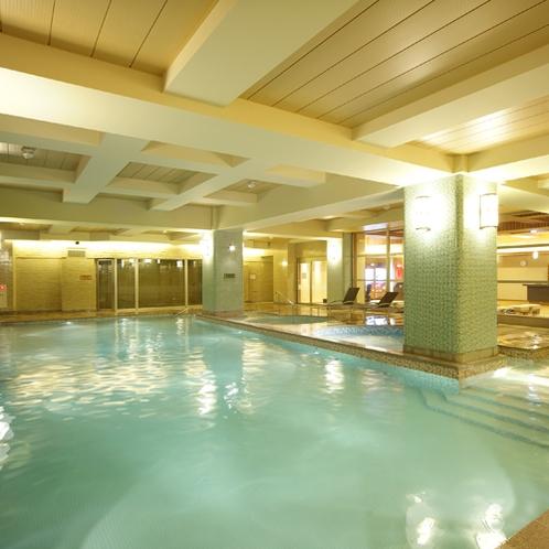 *室内プールは2020年3月下旬オープン予定です。
