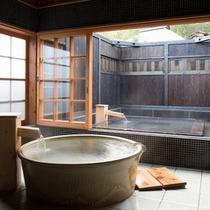 B2.552浴室と露天風呂