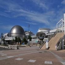 ■名古屋港水族館:外観