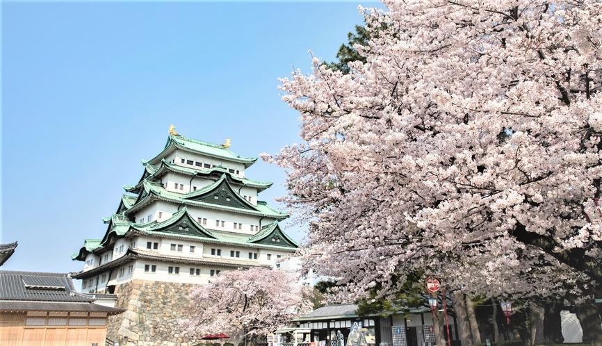 ■名古屋城