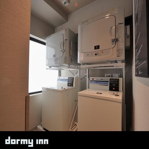 ◆ランドリーコーナー(12階大浴場脱衣所)