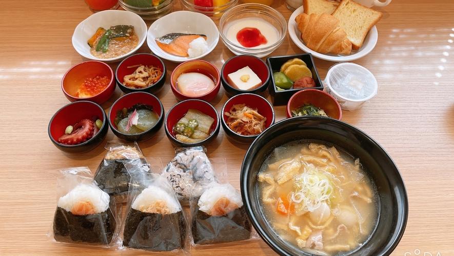 和洋食(季節により内容が異なります)