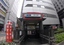 銀座一丁目駅10番出口から出発!