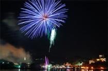 平戸港祭り