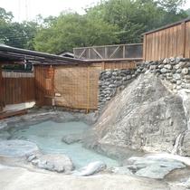■泉質は話題の天然水素泉(おびなたの湯)