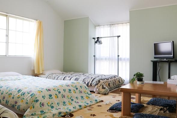 【秋冬旅セール】【コロナに負けるな素泊まりプラン】女性専用ルーム♪1日3室限定隠れ家ゲストハウス