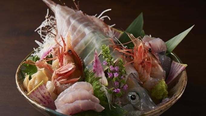 〜プレミアムステイ〜 セミスイート宿泊と北陸の海の幸和食コースで優雅に (2食付き)