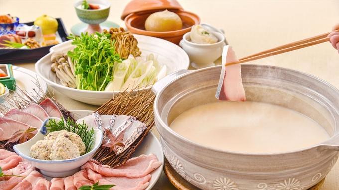 【夕食・朝食付】(飲み放題)旬や地産の食材を楽しめる☆四季折々のスタンダード御膳