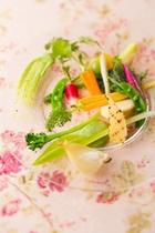 三浦の旬菜と玉ねぎのロースト