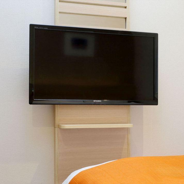 【客室備品】テレビ