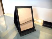【客室備品】鏡(折りたたみタイプ)